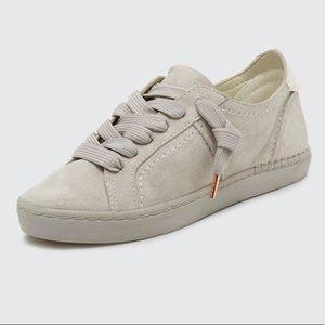 Dolce vita suede women's sneakers